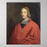 Louis-Antoine de Noailles  Archbishop of Paris Poster
