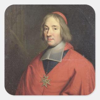 Louis-Antoine de Noailles  Archbishop of Paris Square Sticker