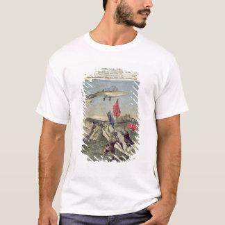 Louis Bleriot  landing at Dover T-Shirt