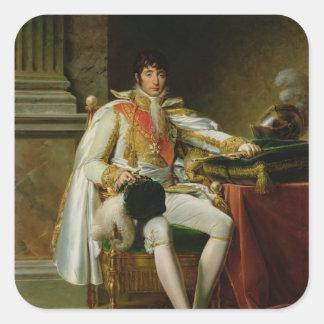 Louis Bonaparte  1806 Square Sticker
