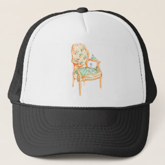 Louis Chair - Material Change - Clay pot Trucker Hat