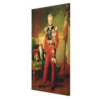 Louis-Charles-Philippe of Orleans Duke of Canvas Print