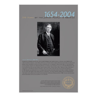 Louis D. Brandeis (1856-1941 Posters
