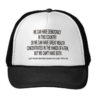 Louis D. Brandeis A Trucker Hat