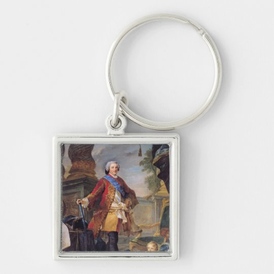 Louis  Dauphin of France Keychain