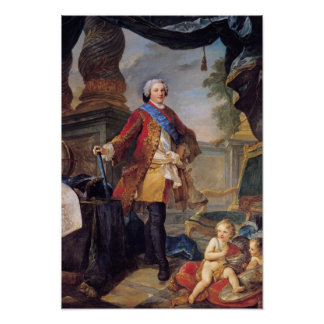 Louis  Dauphin of France Poster
