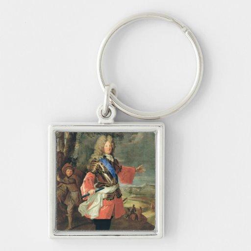 Louis de France  Le Grand Dauphin, 1697 Keychains