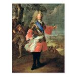 Louis de France  Le Grand Dauphin, 1697 Postcard