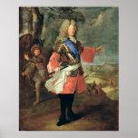 Louis de Francia Le Grand Dauphin, 1697 Póster