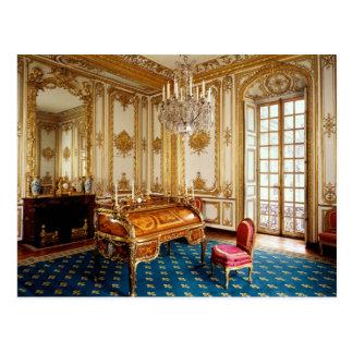 Louis el estudio privado de XV, 1753-60 Tarjetas Postales