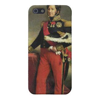 Louis-Felipe I, rey de Francia iPhone 5 Carcasa