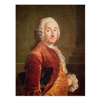Louis Francois Armand de Vignerot du Plessis Postcard