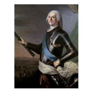 Louis Francois Armand Vignerot du Plessis Postcard