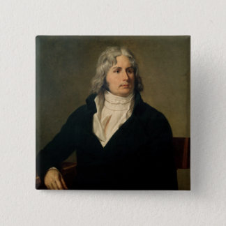 Louis-Francois Bertin  c.1803 Pinback Button