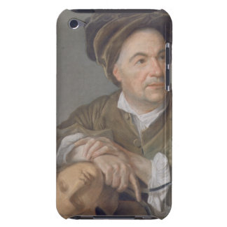 Louis Francois Roubiliac (1702-62) (pastel on pape Barely There iPod Case