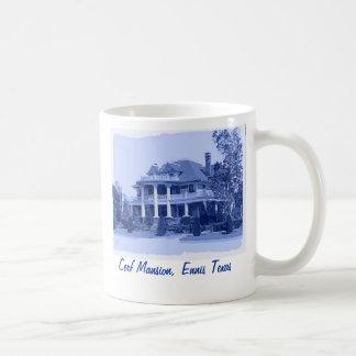 Louis I. Cerf Home Ennis Texas Coffee Mug