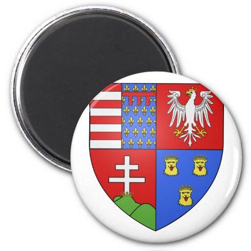Louis Ier de Hongrie, Hungary Fridge Magnets