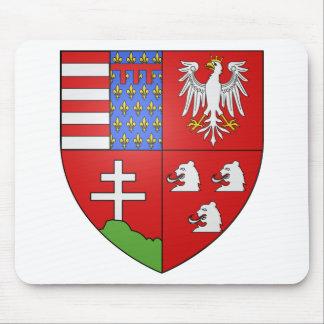 Louis Ier de Hongrie , Hungary Mouse Pad