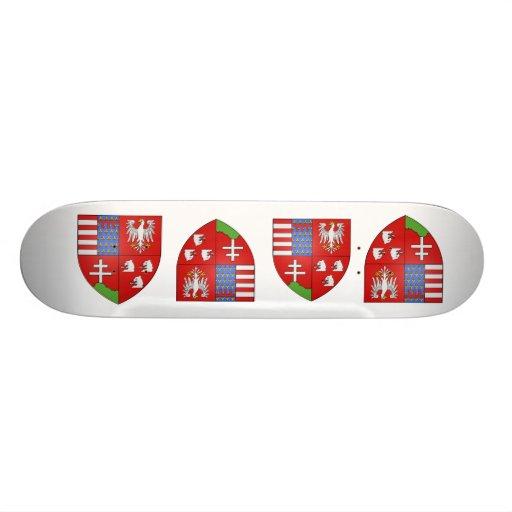Louis Ier de Hongrie , Hungary Skateboards