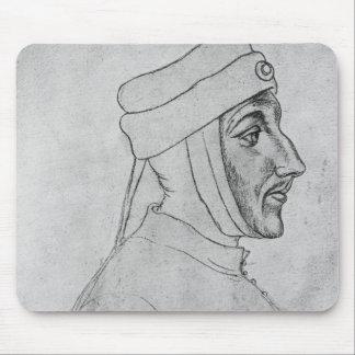 Louis II of Flanders Mouse Pad