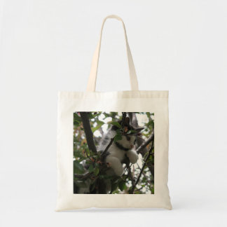 Louis in a Tree Tote
