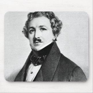 Louis Jacques Mande Daguerre Mouse Pad