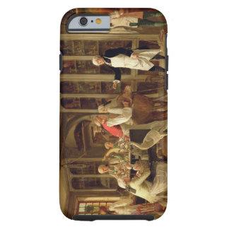 Louis Jean Marie Daubenton (1716-99) in his Labora iPhone 6 Case