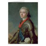 Louis Jean Marie de Borbón Felicitación