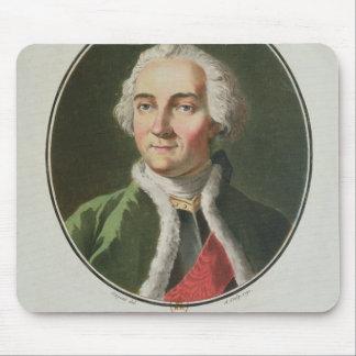 Louis-Joseph de Montcalm  1790 Mouse Pad