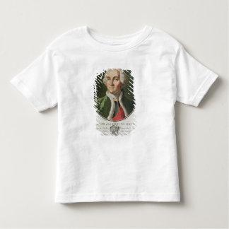 Louis-Joseph de Montcalm  1790 Toddler T-shirt