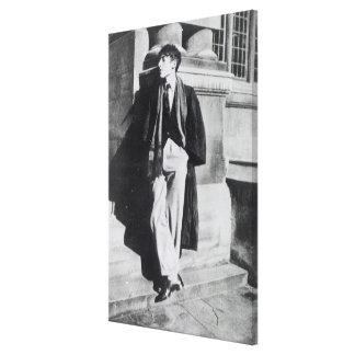 Louis MacNeice durante su tiempo en Oxford Lona Estirada Galerias
