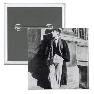 Louis MacNeice durante su tiempo en Oxford Pin Cuadrado