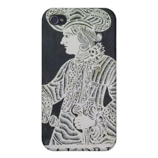 Louis Mandrin iPhone 4 Funda