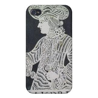 Louis Mandrin iPhone 4 Carcasa
