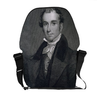 Louis McLane, engraved by Thomas Kelly (c.1795-c.1 Courier Bag