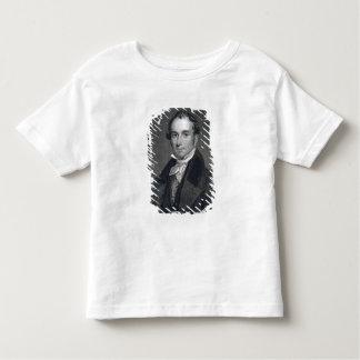 Louis McLane, engraved by Thomas Kelly (c.1795-c.1 Toddler T-shirt
