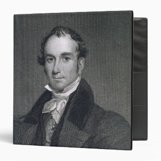 Louis McLane, grabado por Thomas Kelly (c.1795-c.1