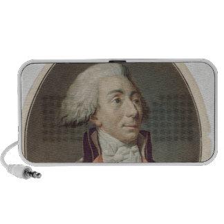 Louis-Michel Le Peletier de Saint-Fargeau  1792 Mini Speaker
