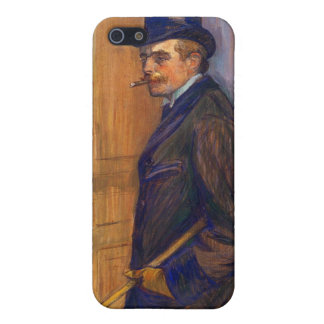 Louis Pascal by Toulouse-Lautrec Cover For iPhone 5