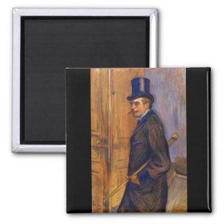 Louis Pascal by Toulouse-Lautrec Fridge Magnets
