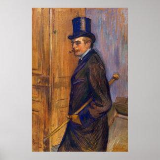 Louis Pascal por Toulouse-Lautrec Impresiones