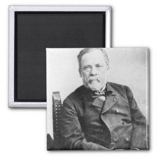Louis Pasteur 2 Inch Square Magnet