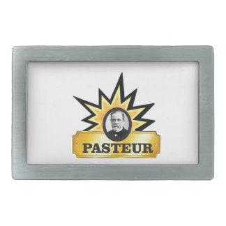 Louis Pasteur  box Rectangular Belt Buckle