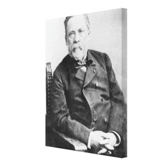 Louis Pasteur Canvas Print