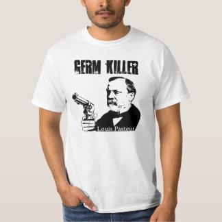Louis Pasteur - Germ Killer T-Shirt