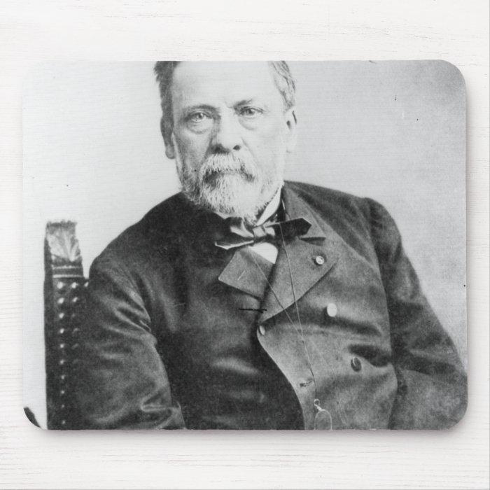 Louis Pasteur Mouse Pad