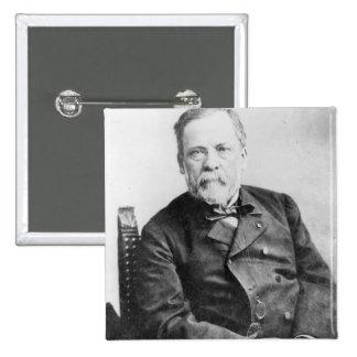 Louis Pasteur Pin Cuadrado