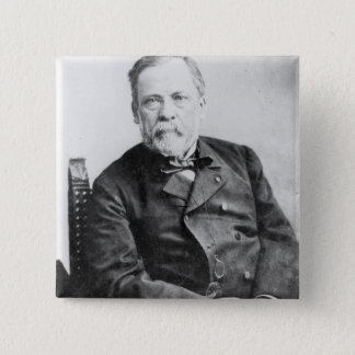 Louis Pasteur Pinback Button