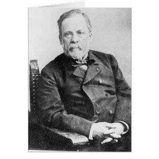Louis Pasteur Tarjeta De Felicitación