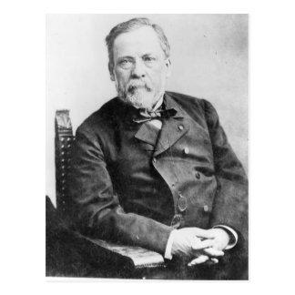Louis Pasteur Tarjeta Postal